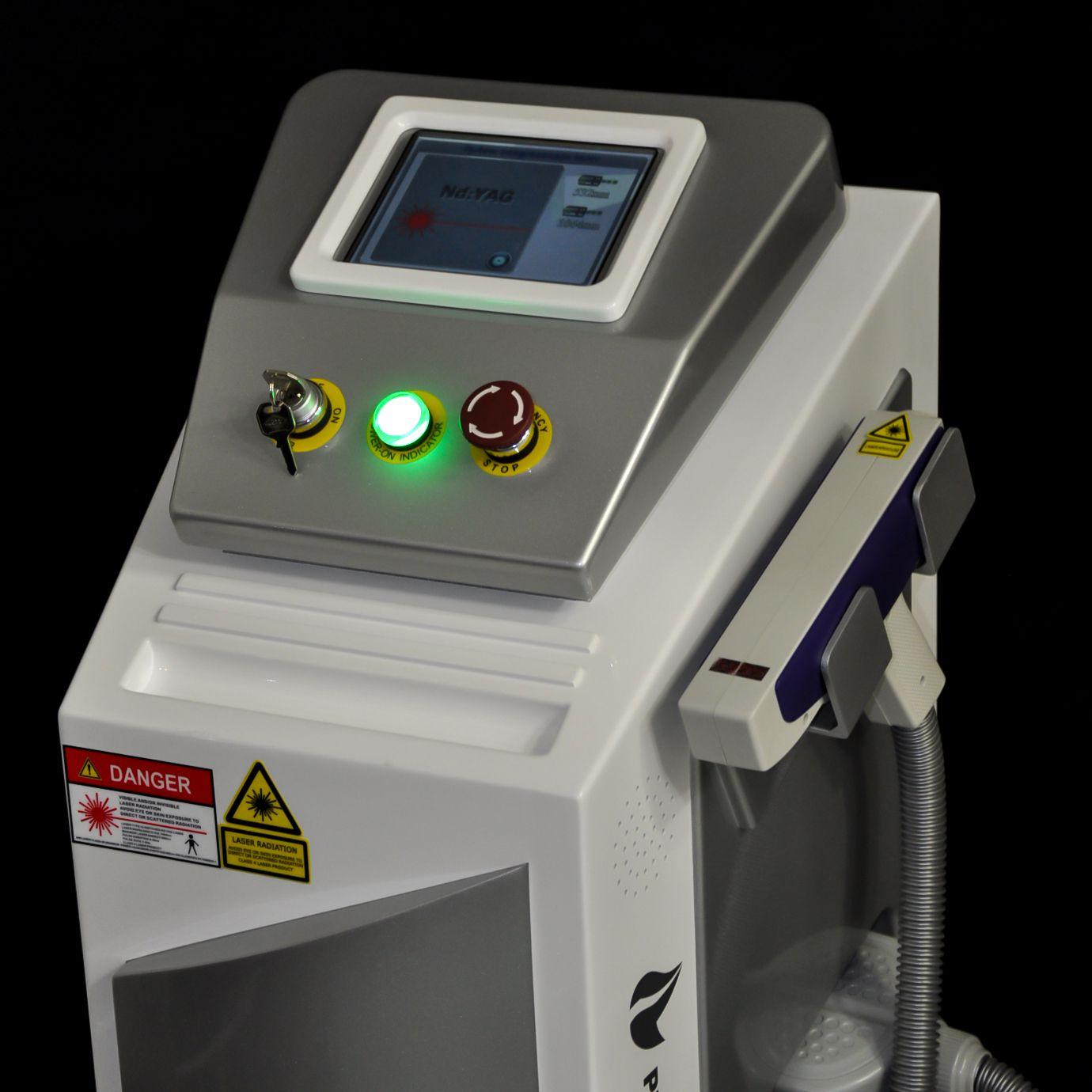 Laser-Tätowierungsentfernung
